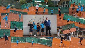 Tennisnachwuchs