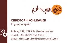 Christoph Kohlbauer
